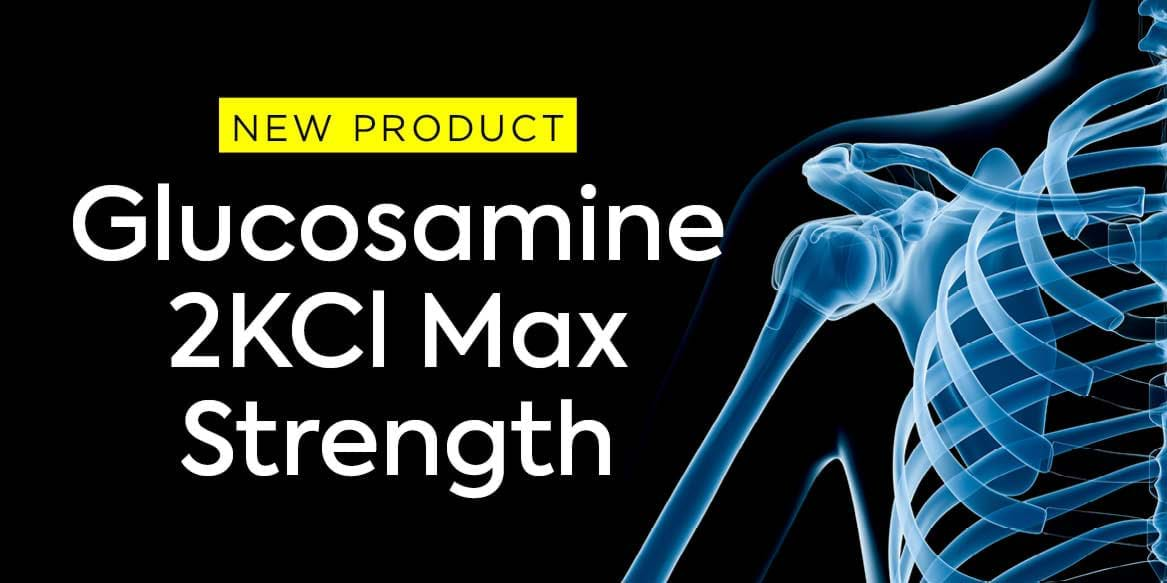 Max Strength Glucosamine Sulphate
